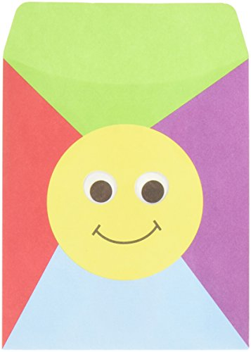 (Hygloss Products, Inc Library Pockets Smileys, 24 Pcs)