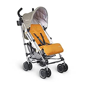 UPPAbaby G-LUXE Stroller, Ani (Orange)