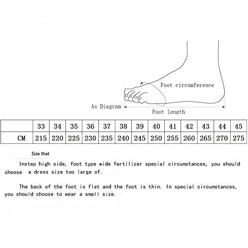 XUE Chaussures pour Femmes Mocassins d'été et Slip-Ons Chaussures de Conduite Sneakers Confort Chaussures de Marche Respirant Pointu Chaussures Casual Outdoor Office & Career Party & Soirée Y9cp9A9OXA