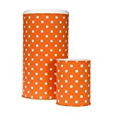 Glenna Jean Rhythm Hamper and Wastebasket Set