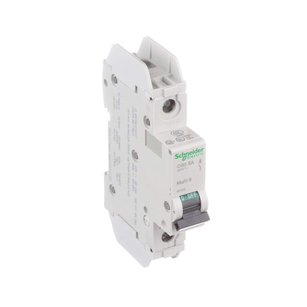 Miniature Circuit Breaker 120V 5A