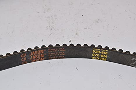 920-8M-20 HTD Timing Belt 920 mm Long 20mm wide /& 8mm Pitch