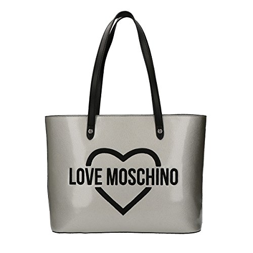 Love Moschino Borsa Pu Argento JC4305PP03KP0902
