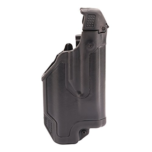 BLACKHAWK! 44E000PL-R Glock 17/22/31 Epoch Level 3 Molded Light Bearing Duty Holster