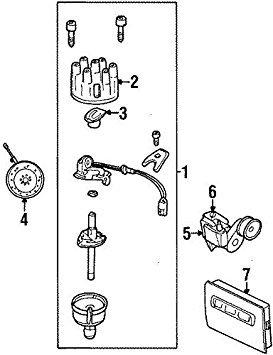 Mopar 56027272 Crankshaft Position Sensor