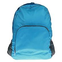 20L - 25L Waterproof Packable Hiking Daypack Backpack Youth Men Women Girls - Blue