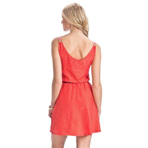 gepunktet Damen White Gaastra weiß Island rot Gaastra Kleid aRnwqzZ