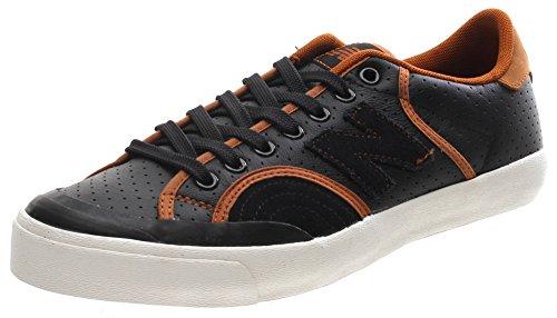 New Balance Numeric Pro Court 212 Black Leather Shoe XtU8aVNm
