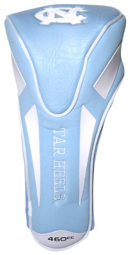 Team Golf NCAA North Carolina Tar Heels Golf Club Single Apex Driver Headcover, Fits All Oversized Clubs, Truly Sleek Design
