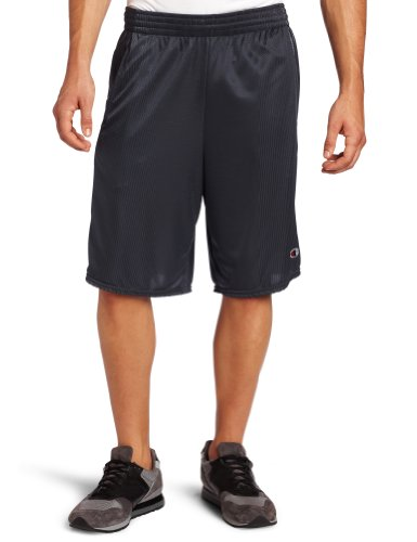 Champion Men's Crossover Short, Slate Gray, XX-Large