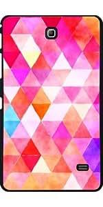 Funda para Samsung Galaxy Tab 4 (7 pulgadas) - Triángulos Retro 03 by Aloke Design