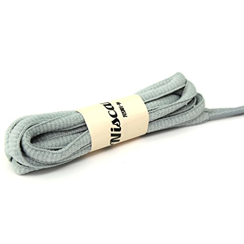 YFINE Athletic Shoelaces Sneakers Round