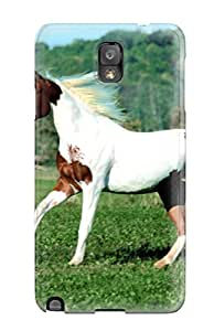 FOVE Snap On Hard Case Cover Pinto Horse Protector For Galaxy Note 3