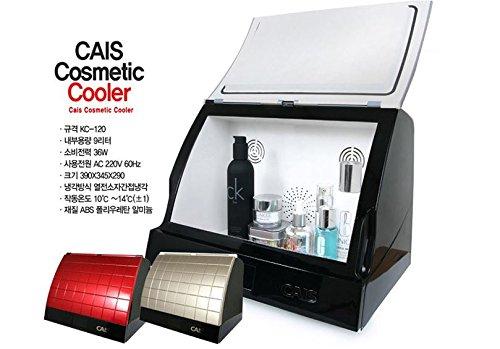 Cais Kc 120s Cosmetic Fridge 9liter Makeup Mini