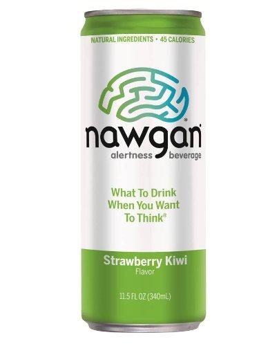 UPC 899992002228, Nawgan Strawberry Kiwi, 11.5-Ounce (Pack of 24)