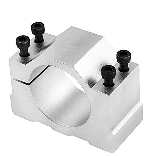 52mm Dc Spindle Motor Clamp Mount Bracket Diameter 52mm with Screws for 300w 400w 500w Electric Motor By Beauty Star