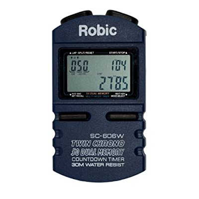 606W 50mémoire Chronomètre/Compte à rebours