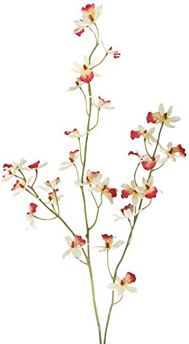 V-Max Floral Decor Oncidium Orchid Spray (Pack of 12)