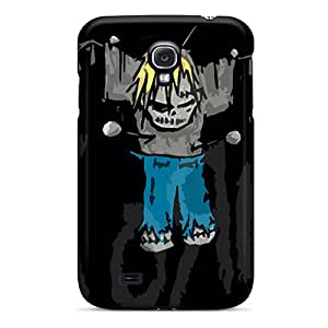 Pretty FHJ5707JMJq Galaxy S4 Case Cover/ Korn Series High Quality Case