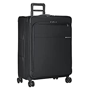 Briggs & Riley Baseline Large Expandable Spinner, Black