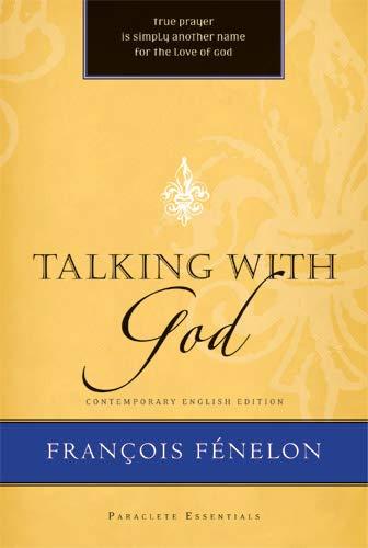 Download Talking With God (Paraclete Essentials) pdf epub