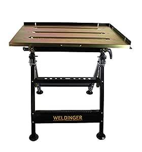 weldinger sudor mesa plegable (de banco de mesa Taller mesa ...