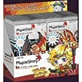 Maple Story OMG Bosses! Set 2 Booster Box by Maple Story