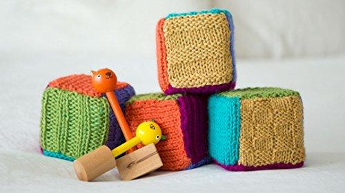 Imprint Block - Stitch Sampler Baby Blocks