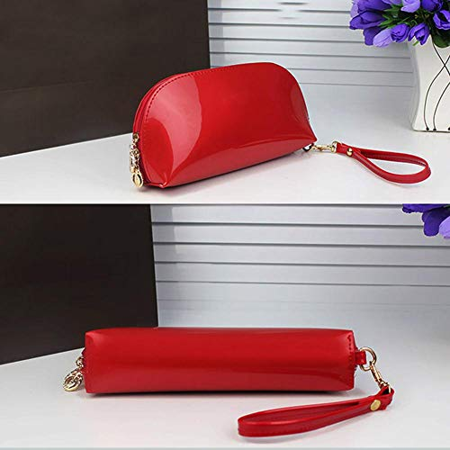 Wedding HOSPORT Phone Red Purse Zipper Clutch Evening Handbag Sequins Party Bags Women xqPwzpqrn0
