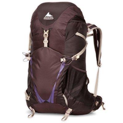 Gregory Women's Freia 30 Backpack, Ink Black, Medium, Outdoor Stuffs