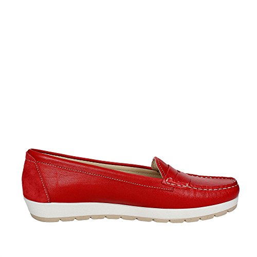 Cinzia Soft IA3860 005 Moccasin Women Red arOooIUvG
