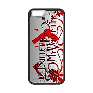 Printed Cover Protector iPhone 6 4.7 Inch Cell Phone Case Bullet For My Valentine Ewbps Unique Design Cases
