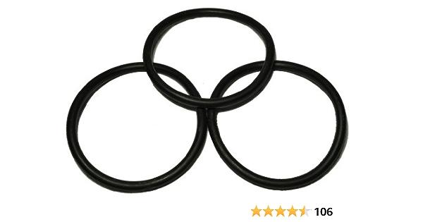 Sanitaire Upright Round Vacuum Rubber Belts 20 Pack Eureka