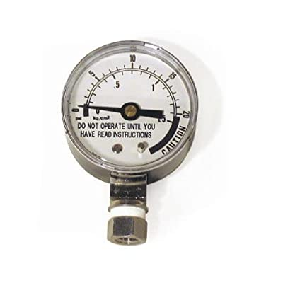 National Presto Ind 85772 Canner Steam Gauge