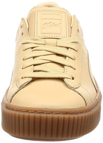 Puma Platform Veg Tan Naturel W Shoes Beige 3VpEG88d
