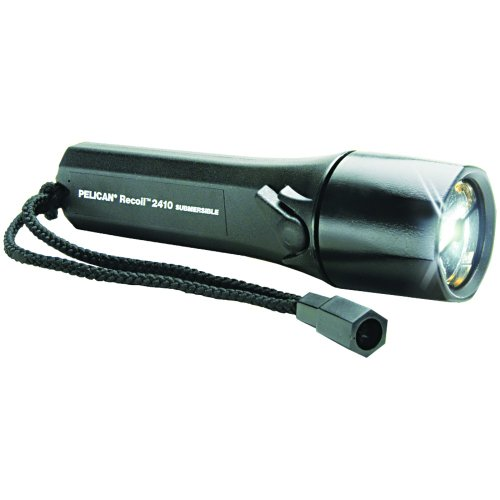Pelican 2410PL StealthLite LED, Photo Luminescent Shroud, (4 Aa Yellow Body Flashlight)