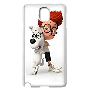 Samsung Galaxy Note 3 Cell Phone Case White_Mr. Peabody And Sherman Poster Lhkzm