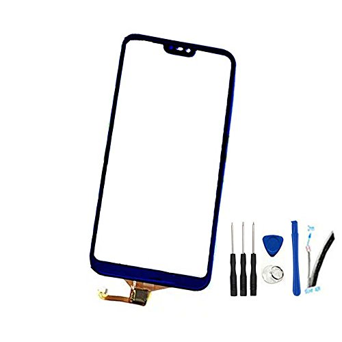 SOMEFUN Digitizer Touch Screen Glass Front Sensor Panel Replacement for Huawei P20 lite ANE-LX1 ANE-LX2 ANE-LX3 ANE-LX2J ANE-L23 ANE-L22 ANE-L21 / Nova 3e 5.84