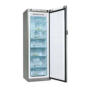 Electrolux EUF 27393 X, 170 W, 50 - 60 Hz, 310 kWh/year, A+, 40 Db, Plata - Congelador