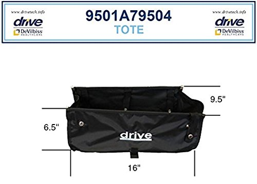 Replacement Under Seat Tote/Pouch/Bag 795, 2M Ser.#, 1/ea ()