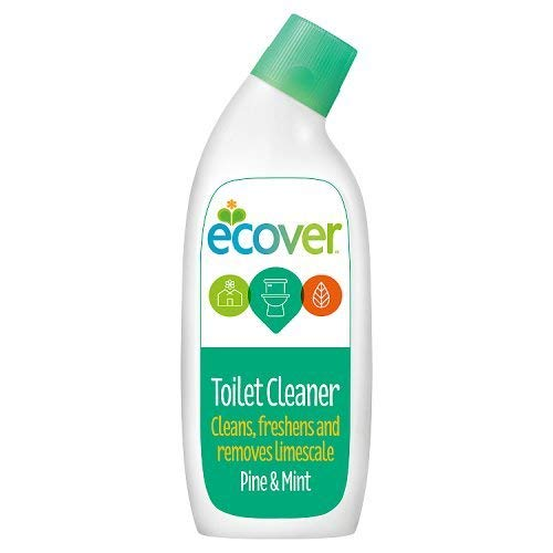 Ecover ecological toilet cleaner, 750ml bottle, ()