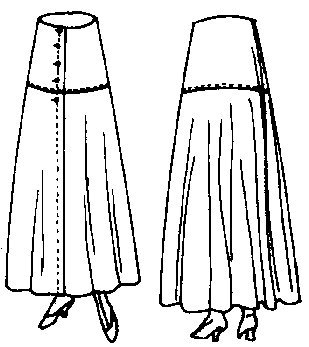 ladies dresses 1918 - 8