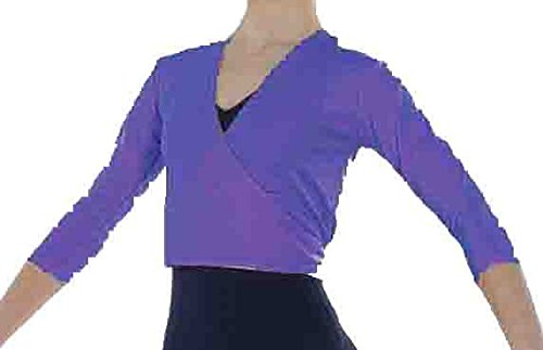 ISTD Cotton Cross Over Ballet Cardigan