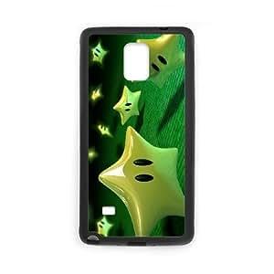 Super Mario Bros Samsung Galaxy Note 4 Cell Phone Case Black Exquisite gift (SA_633768)