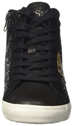 Femme Hautes Noir Sneakers Holly Guess Xq8wTSW