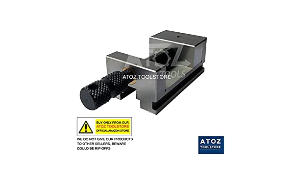 """TOOLMAKER/'S GRINDING VISE 2-3//8/"""" 60MM PRECISION HIGH QUALITY VICE"""