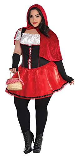 Little Red Riding Hood Adult Costume - Plus Size