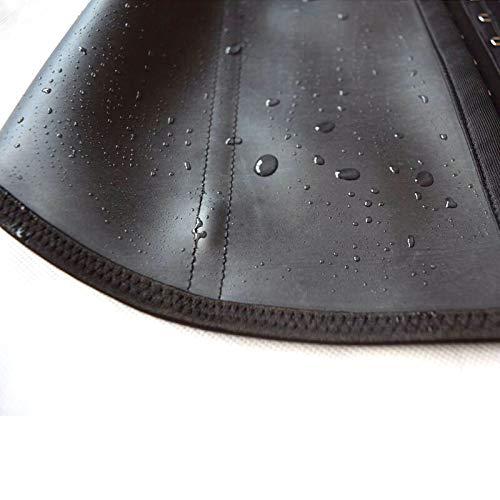 Corps De Formateur Long Ceinture Shaper Latex Love Modélisation Torse xs Chaud Taille Sangle Minceur black Corset Cincher Tondeuse Ventre Shapewear Bright OxI8wqTx