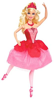 Barbie In The Pink Shoes Ballerina Kristyn Doll from Mattel