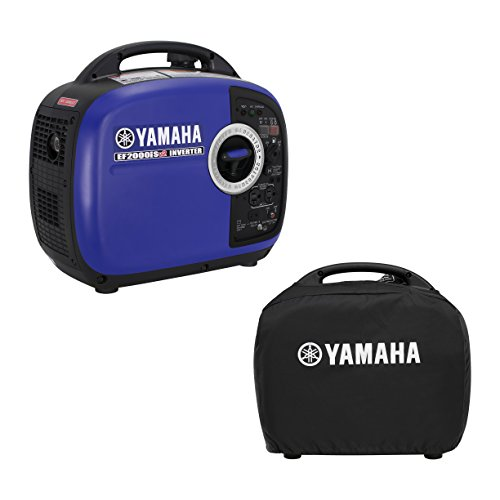 Yamaha 2000 Watt Gas Powered Portable Generator / Inverter for sale  Delivered anywhere in USA